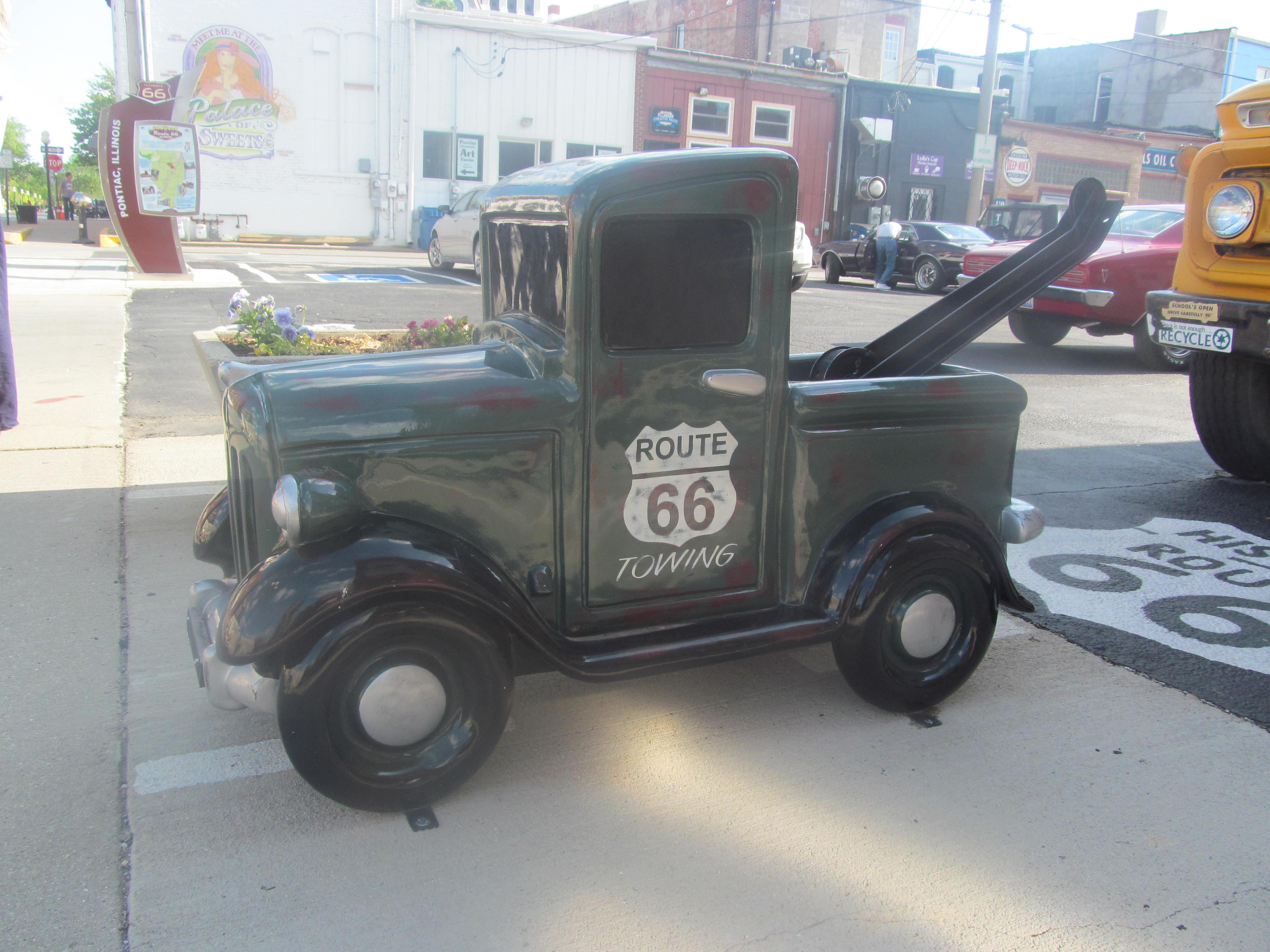 Route 66 Trip & Pontiac Museum (part 2) – Midwest Firebirds