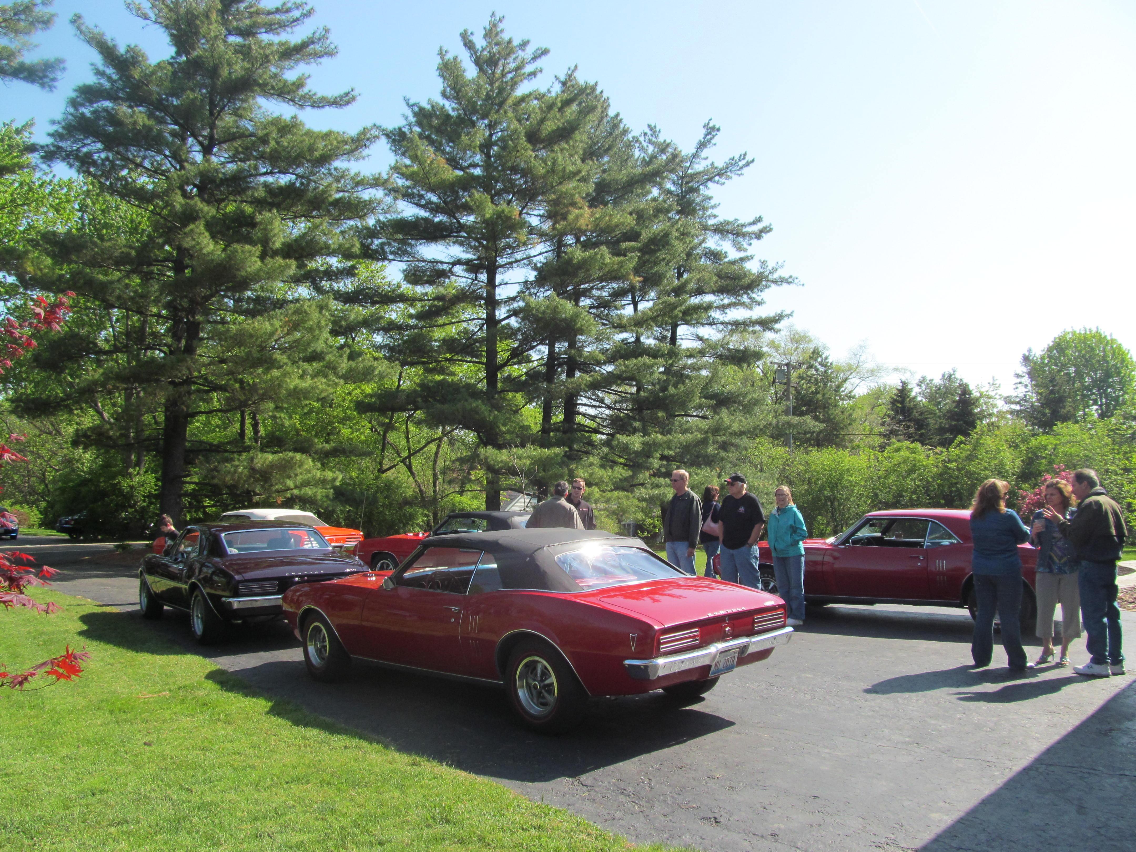 2 A Pontiac Museum Firebird 310