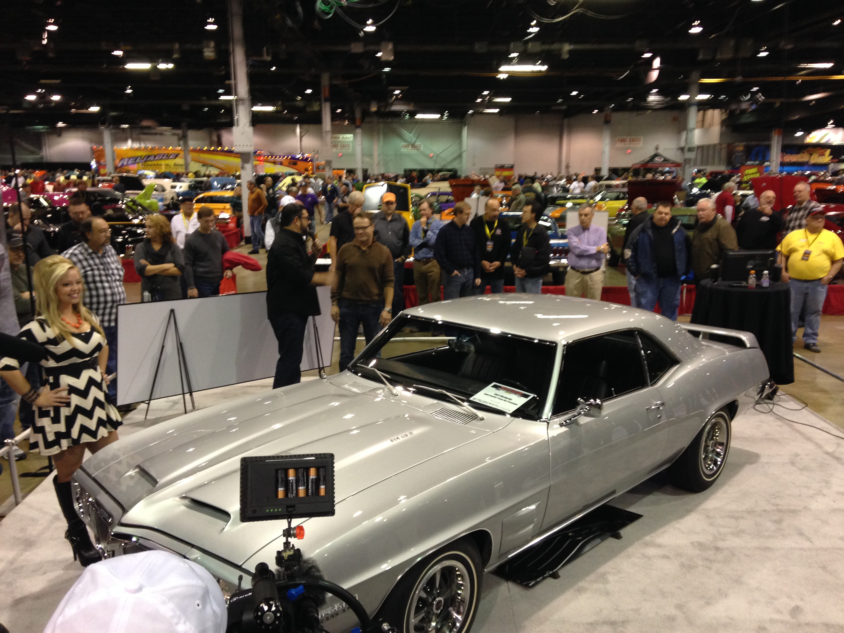 2014 Muscle Car & Corvette Nationals – Overview | Midwest Firebirds