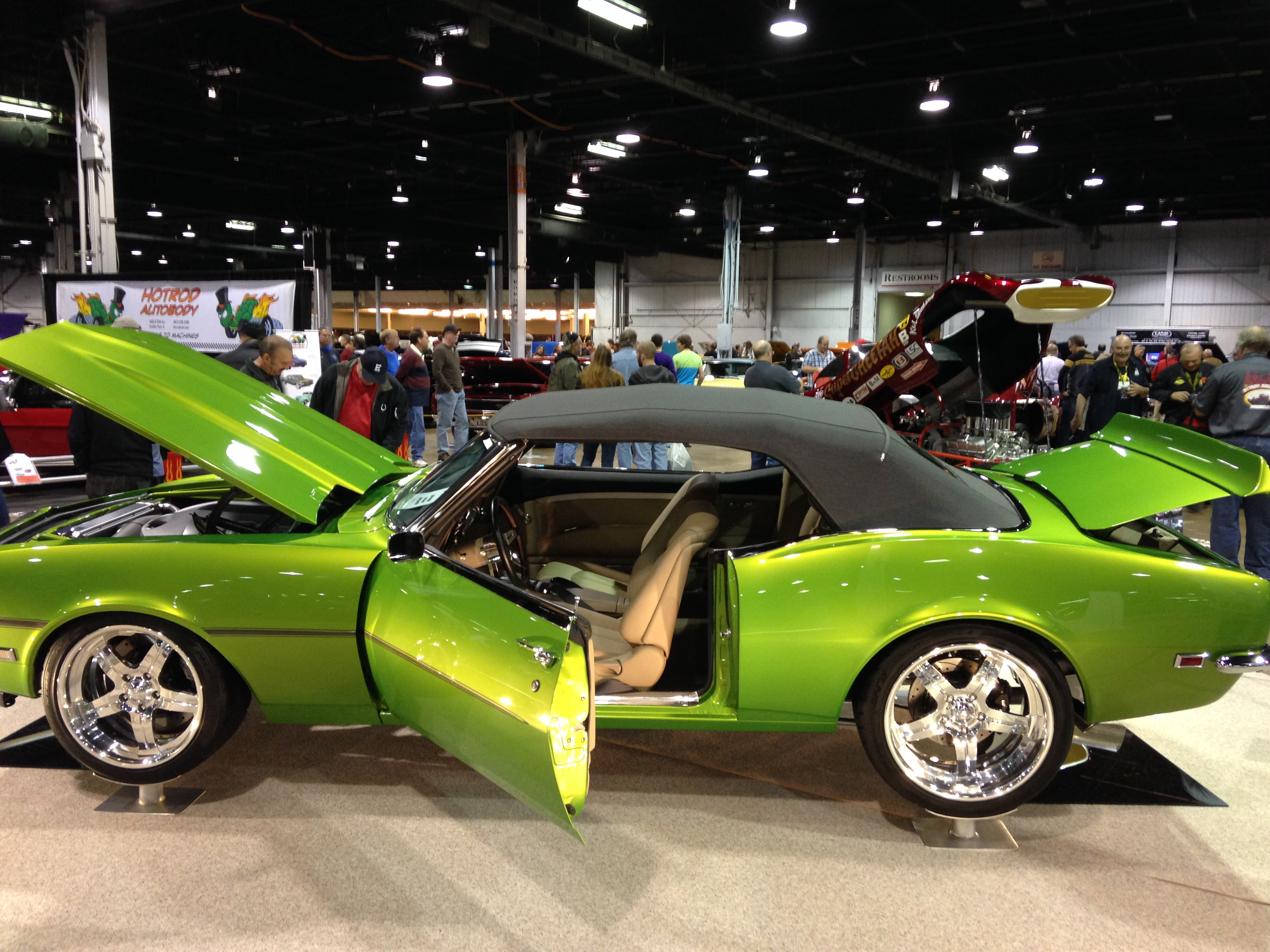 2014 Muscle Car & Corvette Nationals – Overview – Midwest Firebirds
