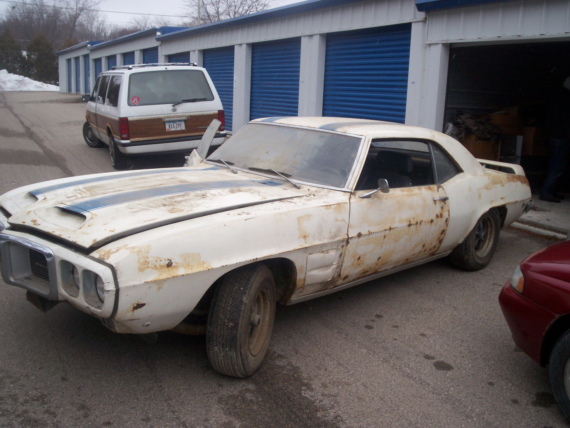 Barn Find Trans Am | Midwest Firebirds