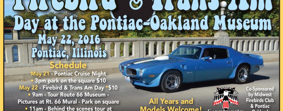 Firebird Day at The Museum 2016