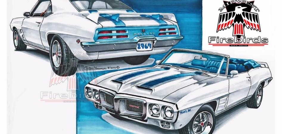 Automotive Artist and Pontiac Owner