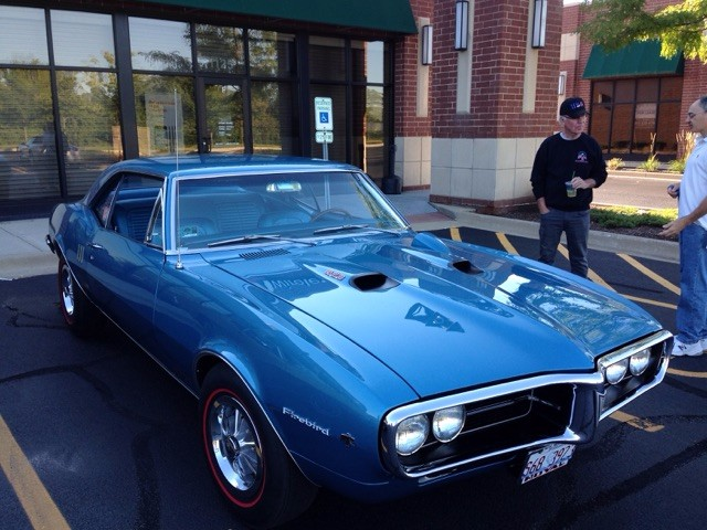 Click here to see the featured Member's Ride!
