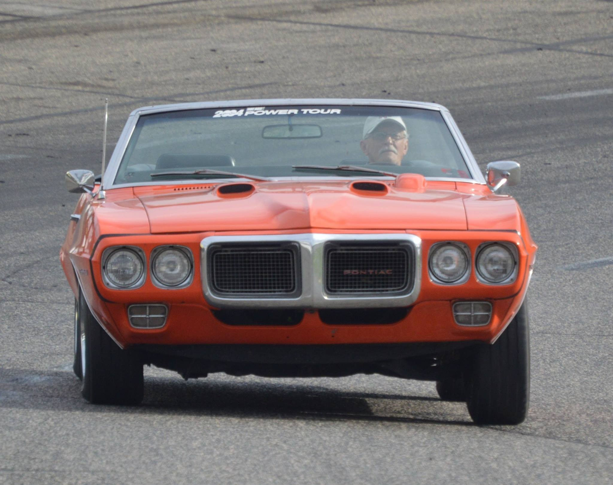 Pontiac Adventures on Track