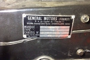 GM France Tag 68 400 coupe