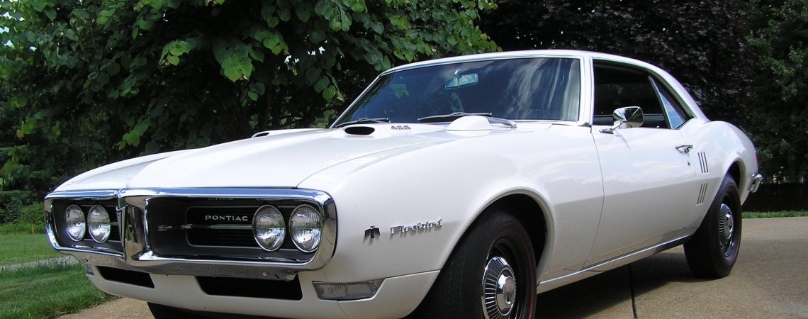 The First Ram Air II Firebird Produced