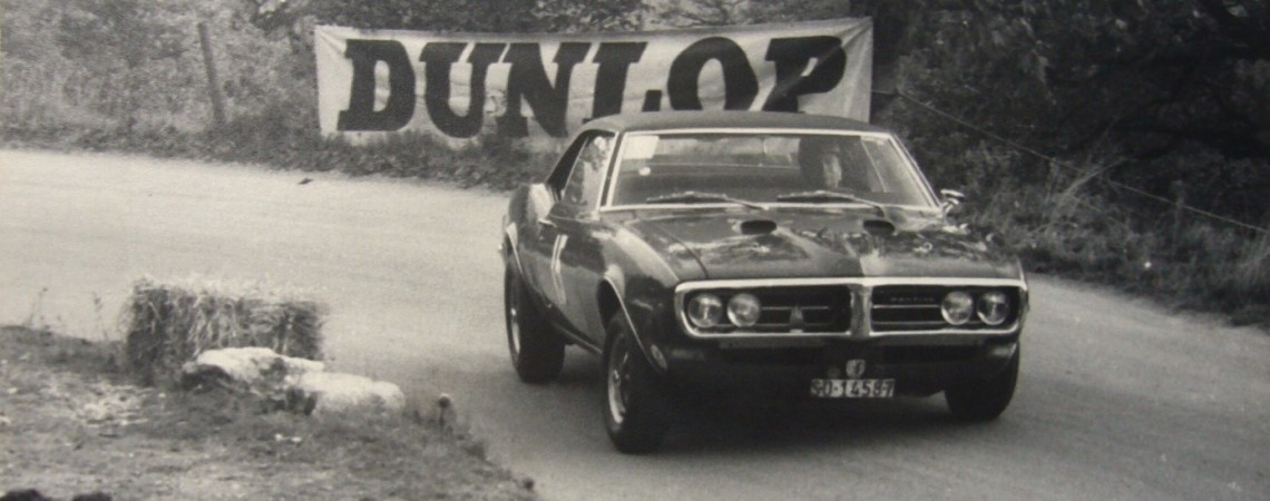 A Great Firebird with a Swiss Racing History