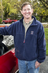 Ken Pitcher is the Midwest Firebird Club president.