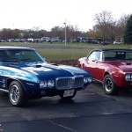 Two Firebird members went for a Novmeber cruise.
