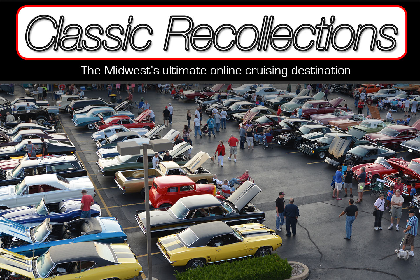Click here for coverage of the Chicagoland classic car hobby!