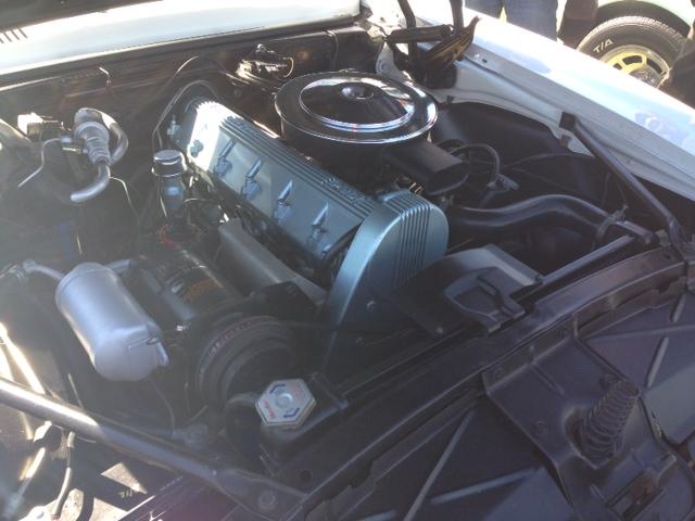 1967 Pontiac Firebird Spring 6