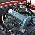 A Spring 6 engine in a Pontiac Firebird.