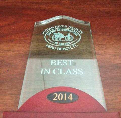 Scott GTO Award 2