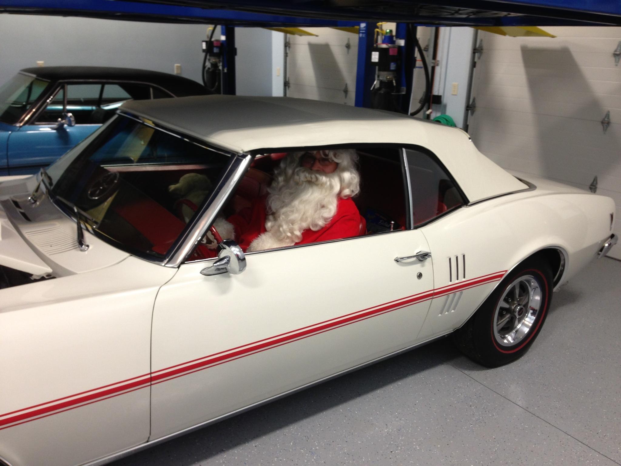 Santa in White 68