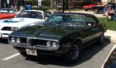 102.3 Vernons car