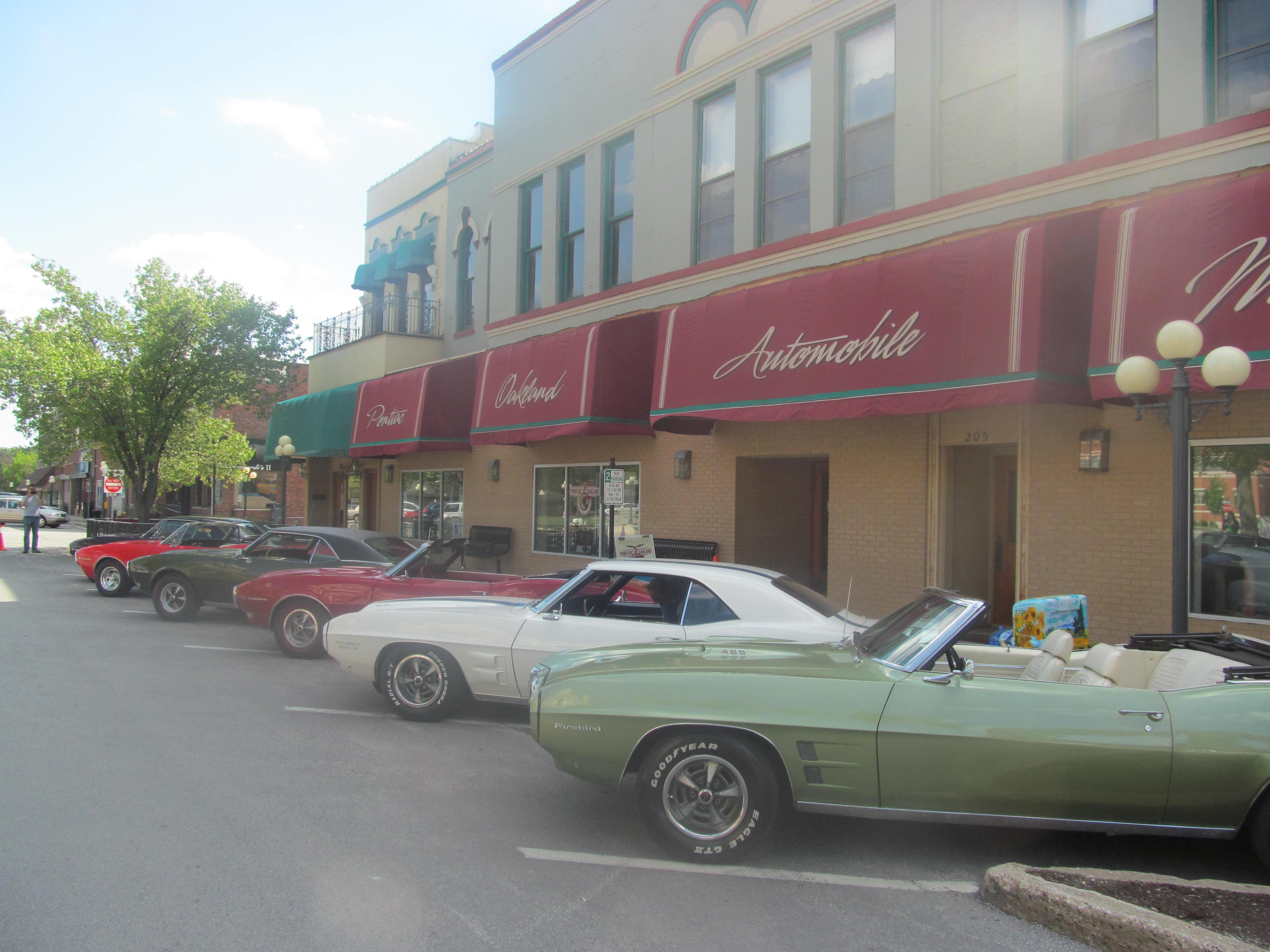 112 Pontiac Museum Firebird 365