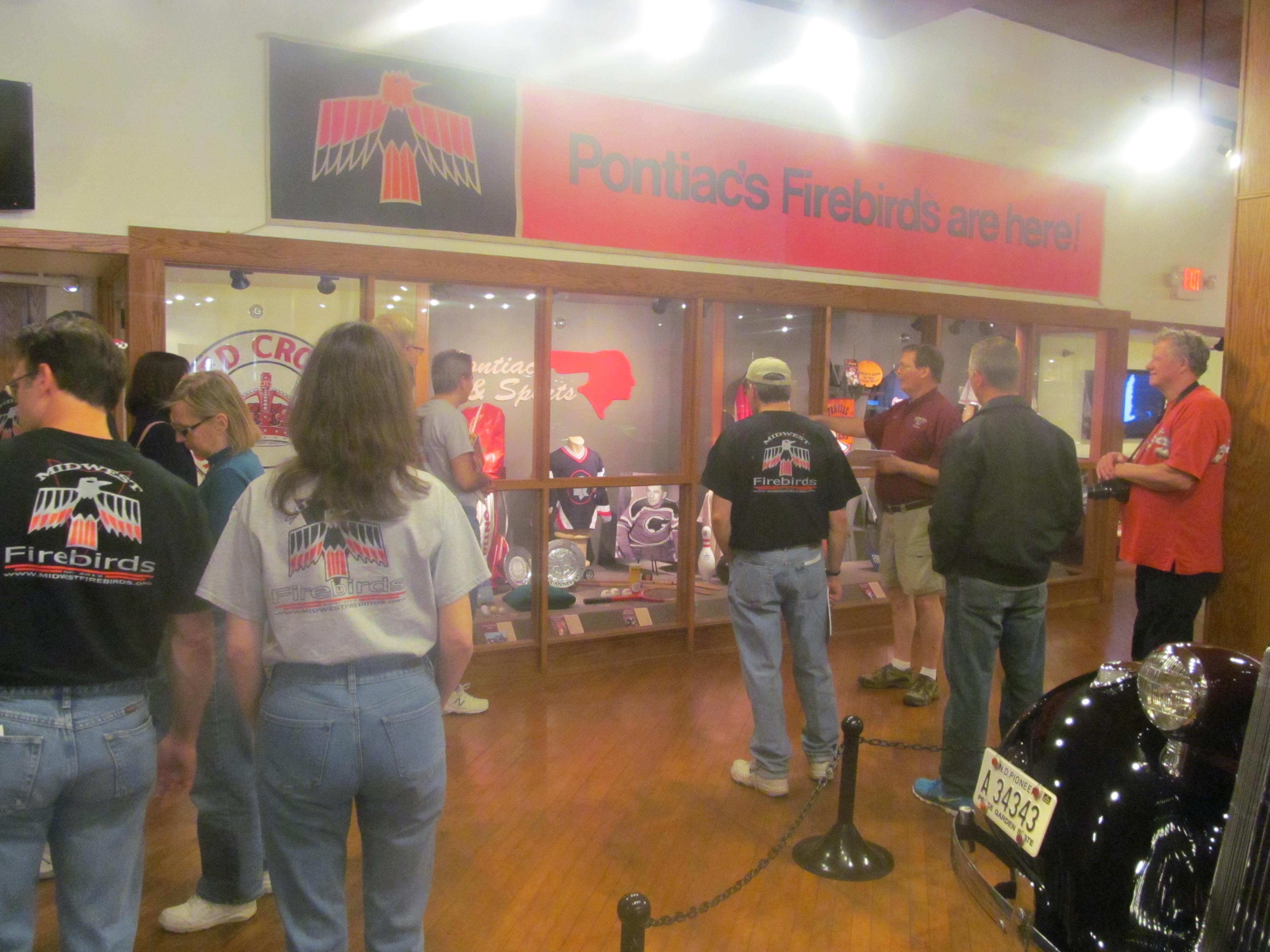 113 Tour Museum Firebird 374