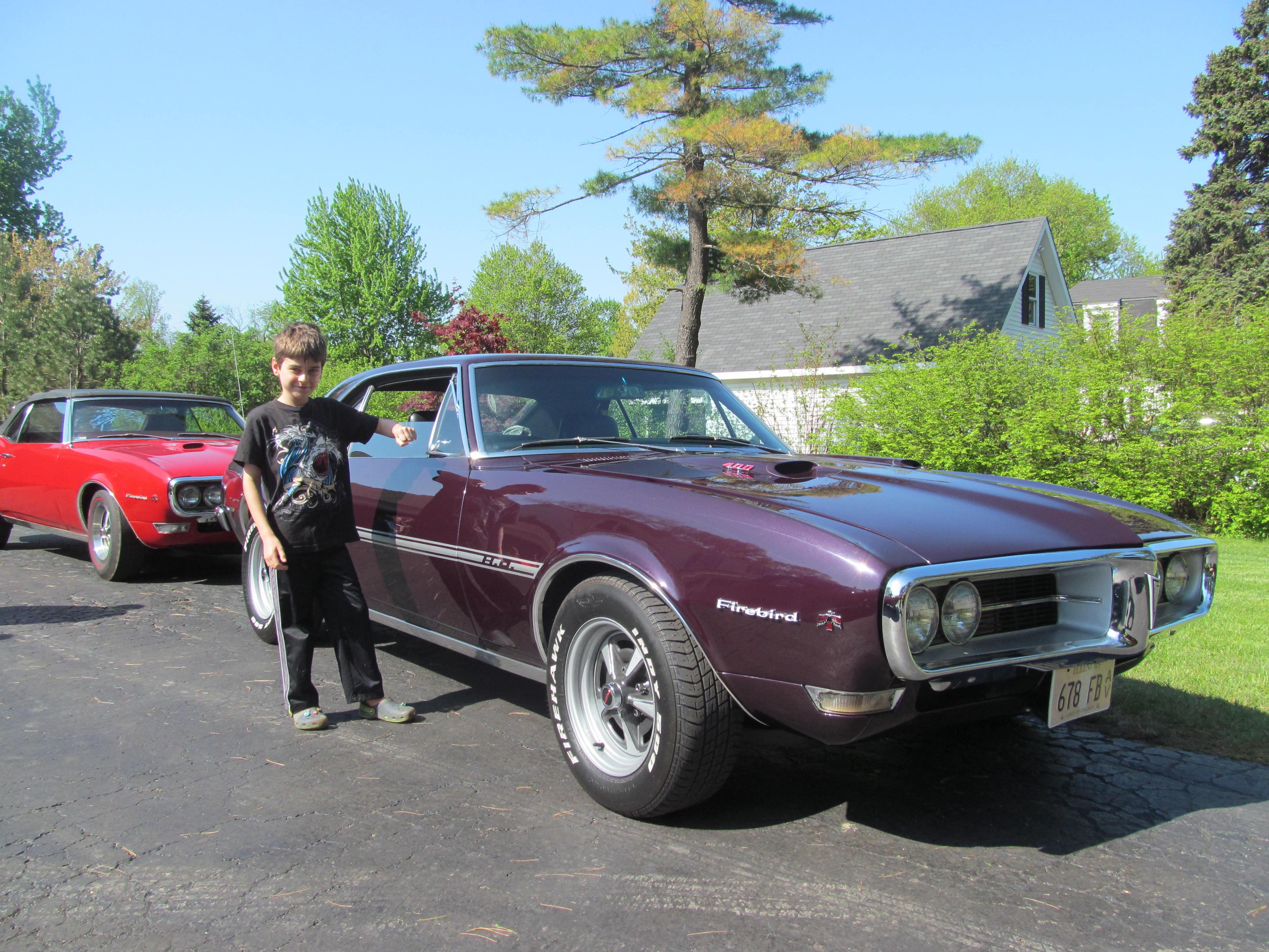 3 A Pontiac Museum Firebird 312