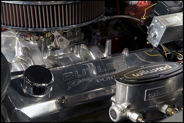 Mecum Silver 69 indy butler engine