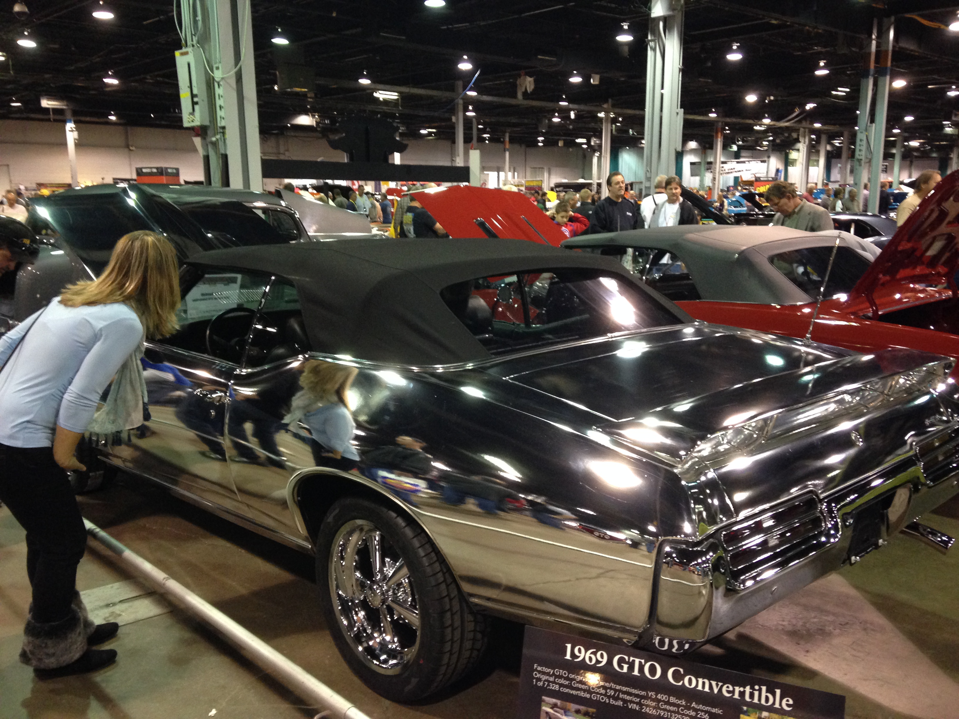 2014 Muscle Car Amp Corvette Nationals Overview Midwest