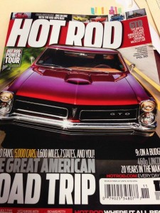 6 Hot Rod Mag Cover