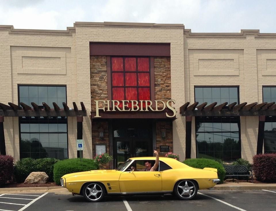 R Firebirds in Memphis