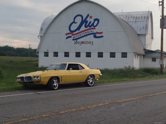 r Ohio Welcome Barn