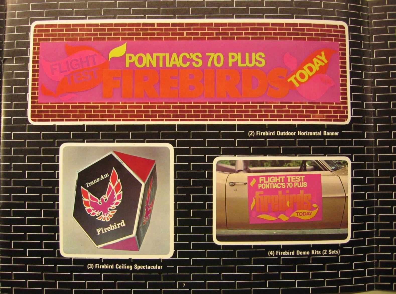 Mike Noun - 1970 Firebird marketing kit for dealers (9)