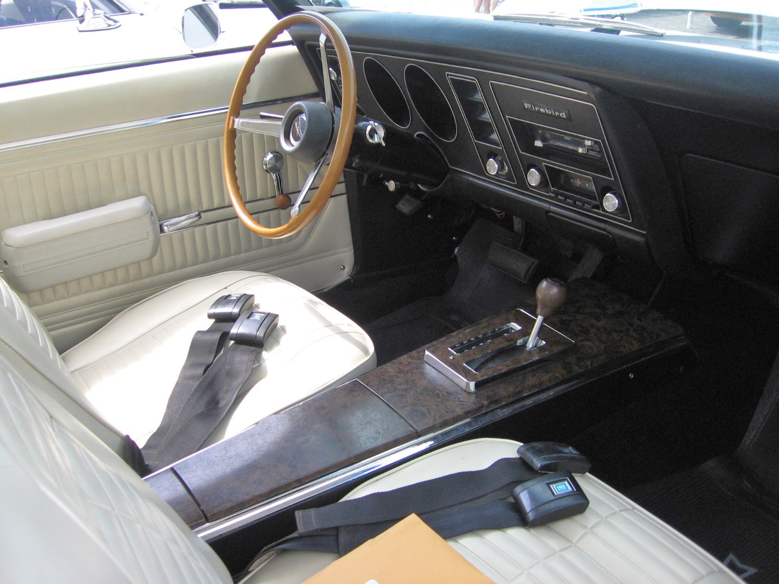 ... 1969 Trans Am   Curt Richards   White Interior (4) ...
