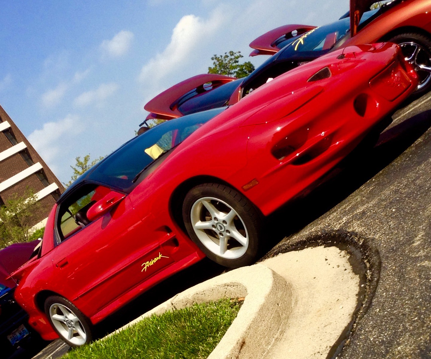 fourth gen Firehawk