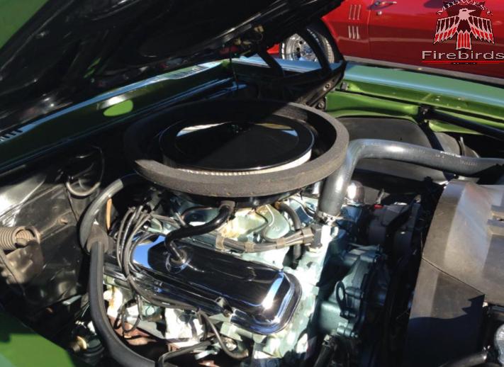 finished chet engine