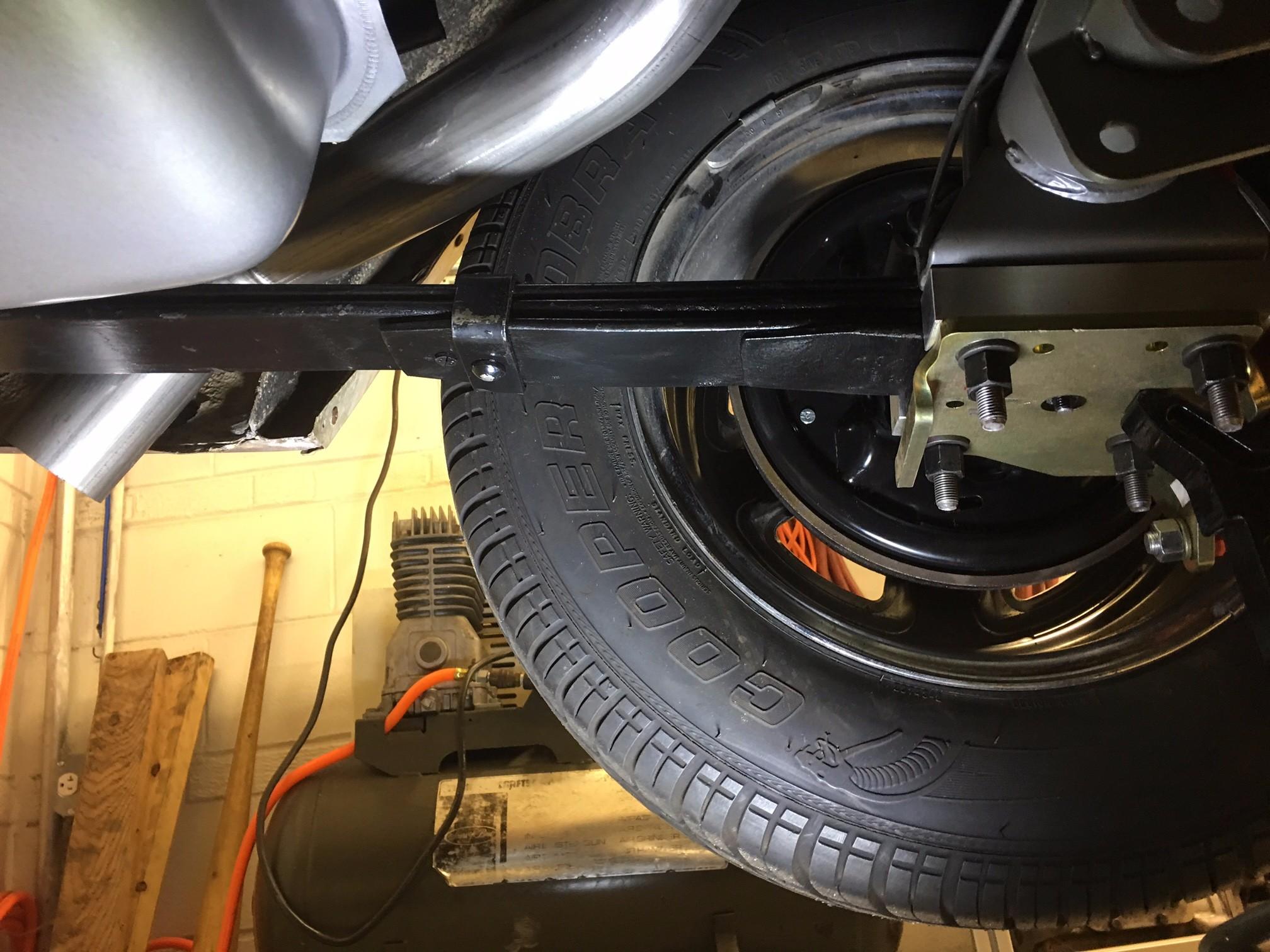 6.2 Rear springs