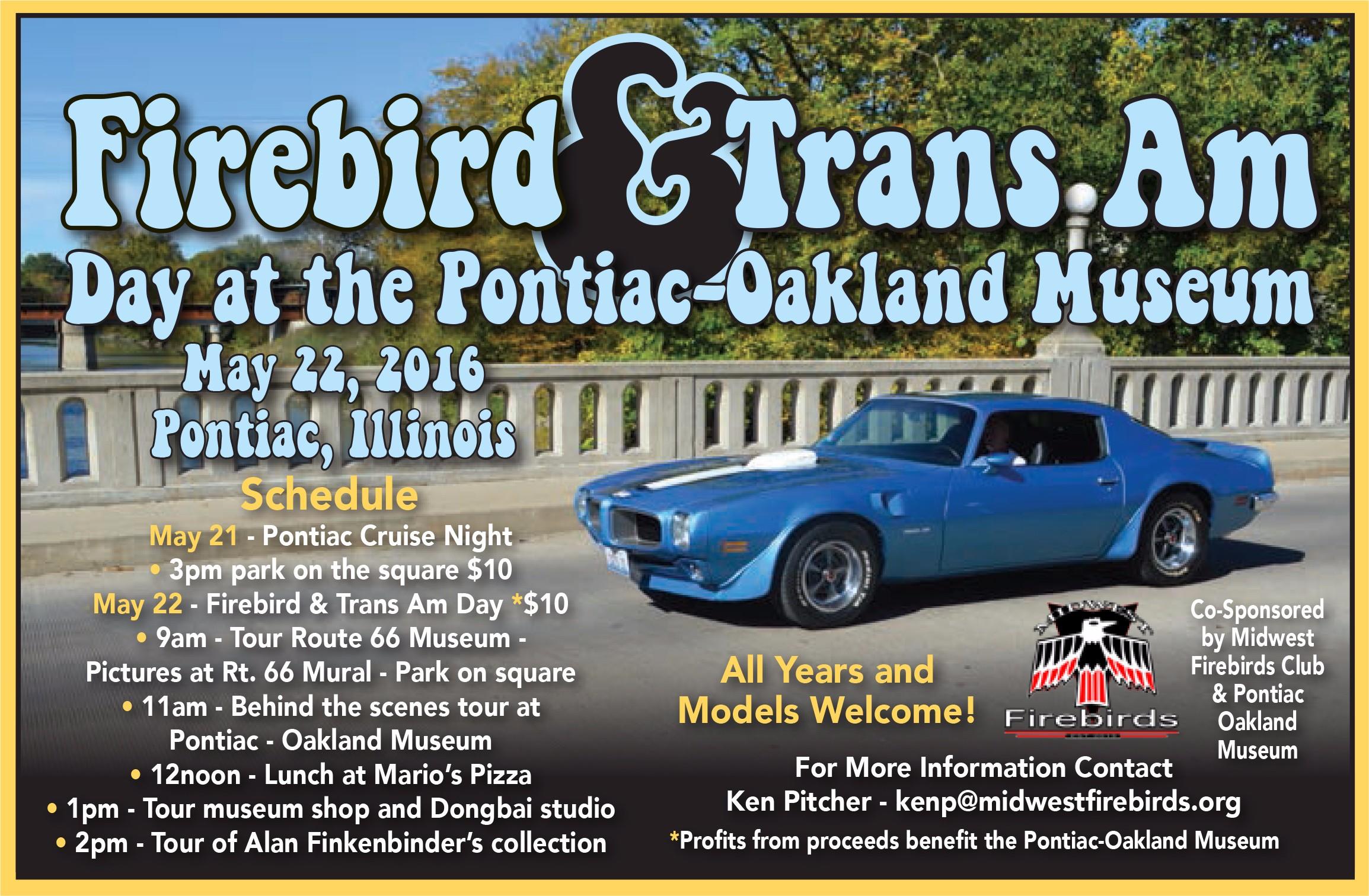 Firebird Day Flyer