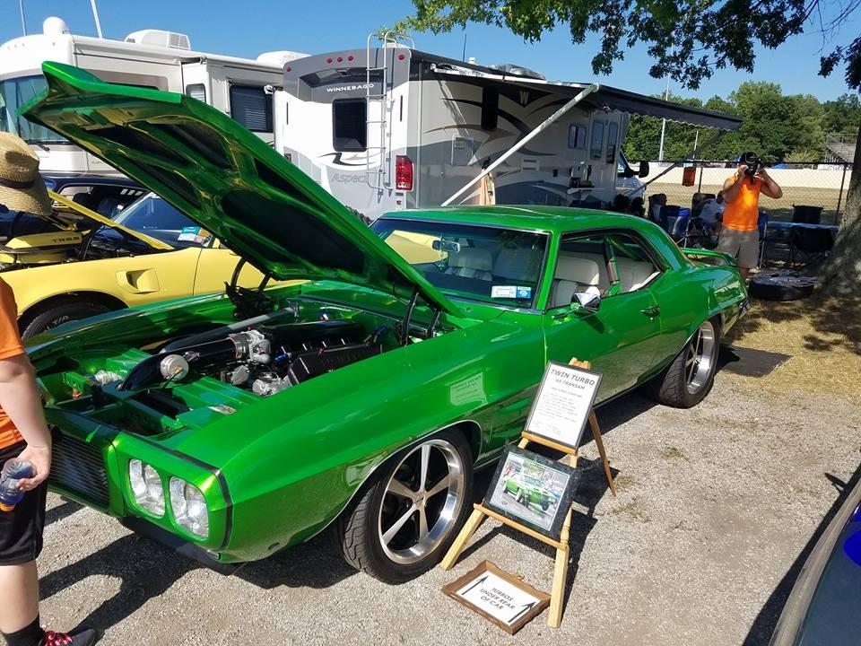 Ayh Green custom 69
