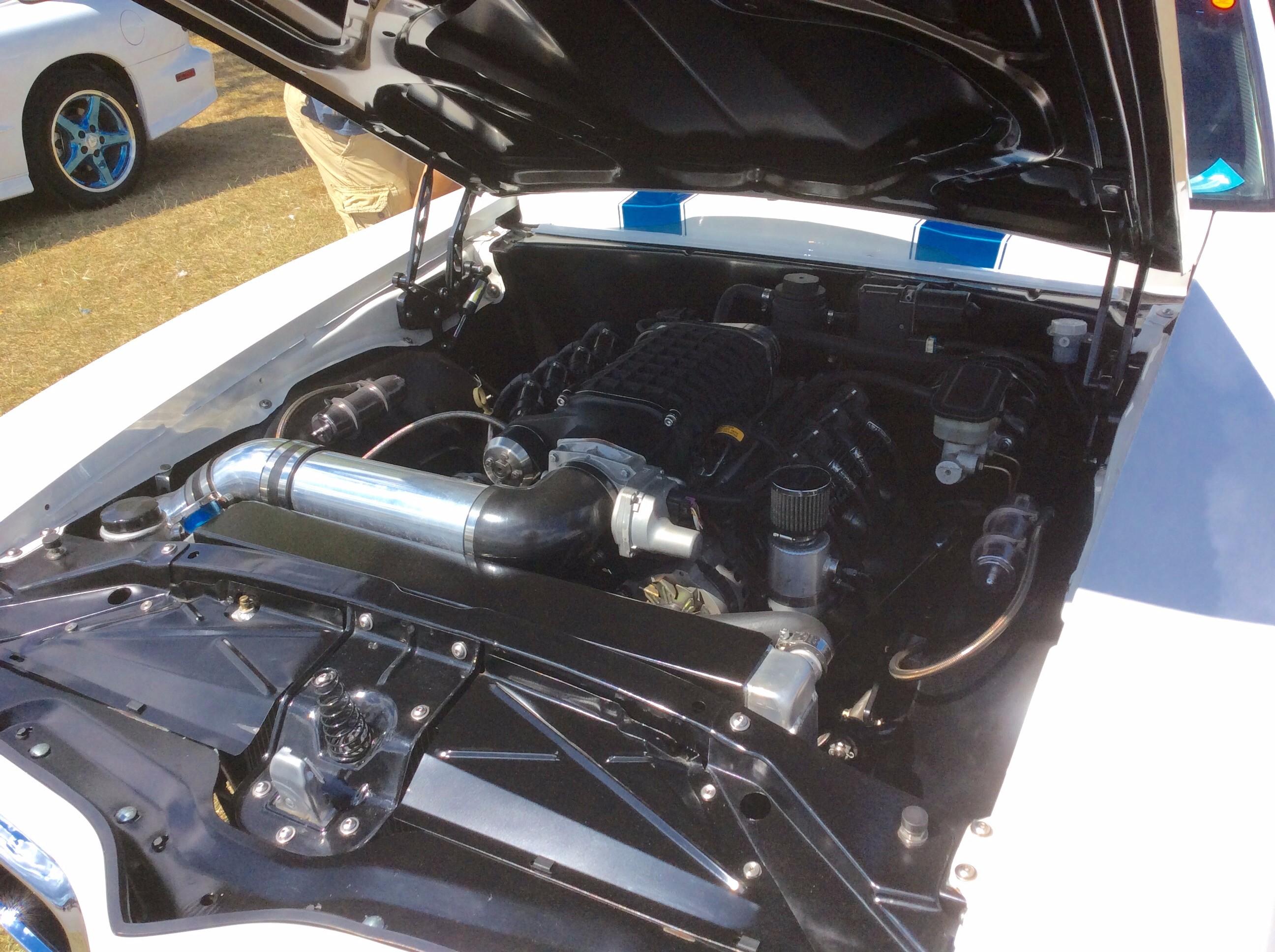Ron 69 LS Engine