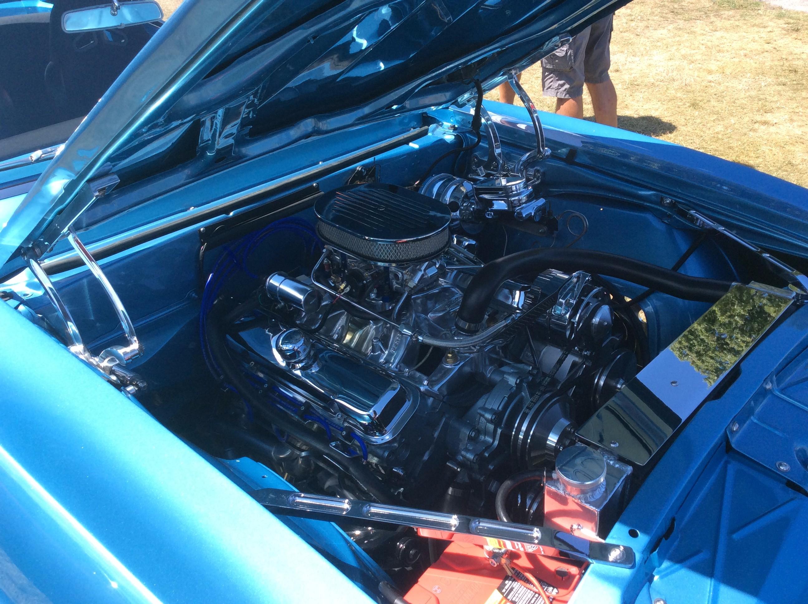 Ron 7 67 Engine