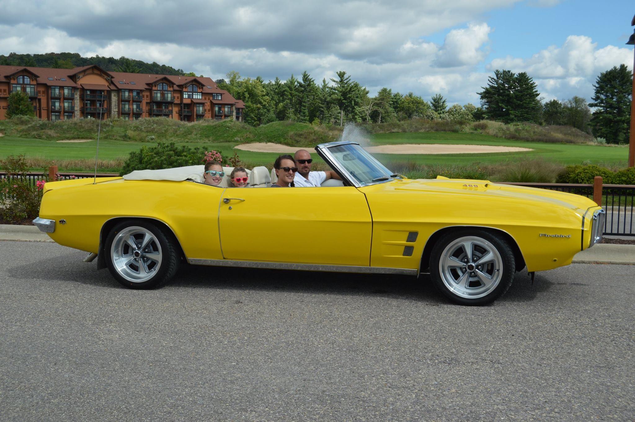 Pontiac Adventures Josh
