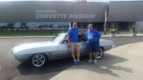 Corvette Museum Pic