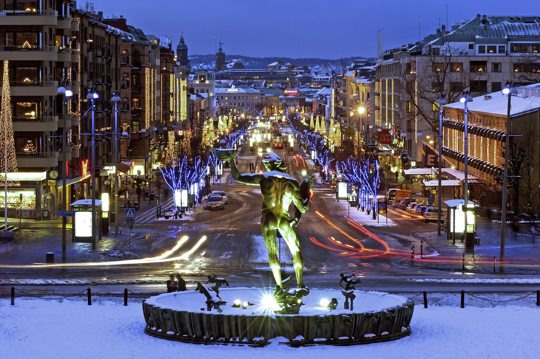 Gothenburg Sweden 2 - second largest city